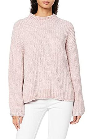 FIND Women's Jumper in Chenille with Balloon Sleeve
