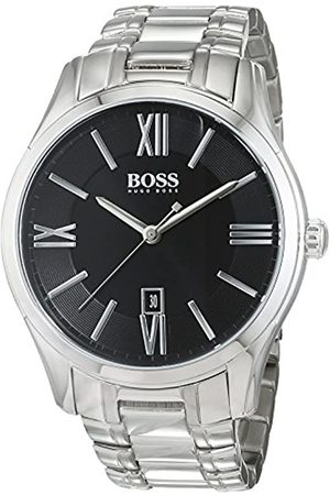 HUGO BOSS Men's Analogue Quartz Watch with Stainless Steel Bracelet - 1513025