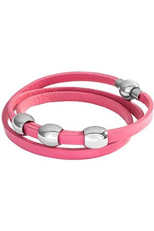 Berydale Bery Dale Leather Love Bracelet with Moving Elements