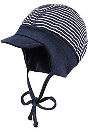 maximo Baby Boys' Schildmütze, Jerseybund Hat