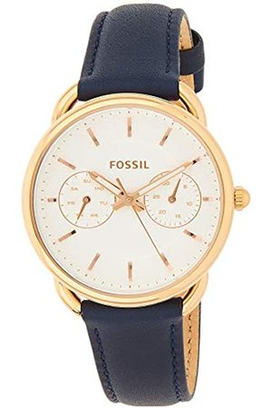 Fossil Womens Analogue Quartz Watch with Leather Strap ES4260