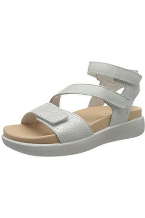 Romika Women's Borneo 07 Sling Back Sandals, (Offwhite 010)