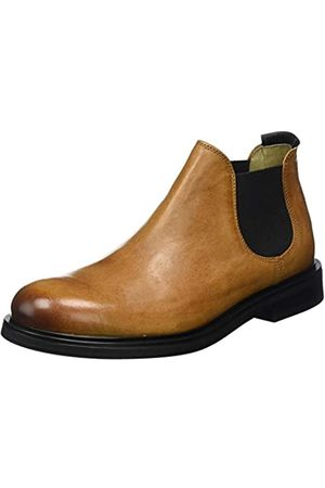 Fly London Men's BASO600FLY Chelsea Boots, (Camel/ 002)