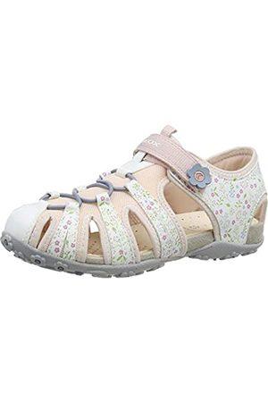 Geox Jr Roxanne B, Girl's Closed Toe Sandals, ( /Lt Rose C1z8w)
