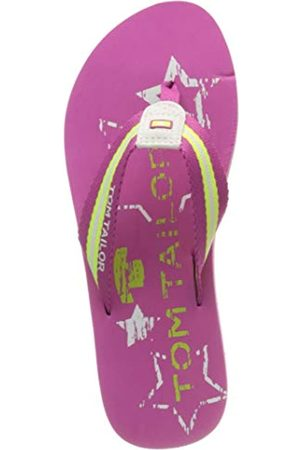 TOM TAILOR Girls' 8070304 Flip Flops, ( - -Lime 02673)