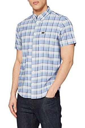 Lee Men's Button Down SS Casual Shirt