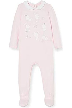 chicco Baby Girls' Tutina Bimba Con Apertura Sul Patello Playsuit
