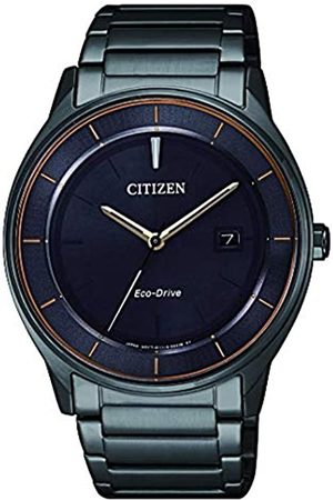 Citizen Mens Analogue Quartz Watch with Stainless Steel Strap BM7407-81H
