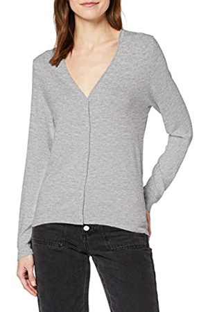 Vero Moda Women's Vmnellie Glory Ls V-Neck Cardigan Noos Sweater