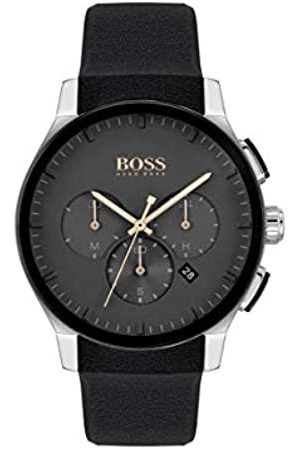 HUGO BOSS Men's Analogue Quartz Watch with Silicone Strap 1513759