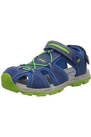 Lurchi Boys' Boris Closed Toe Sandals, (Cobalt 29)