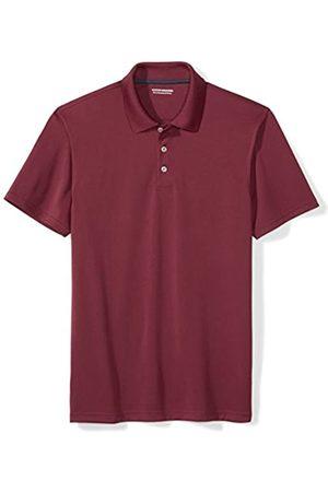 Amazon Slim-fit Quick-dry Golf Polo Shirt Port