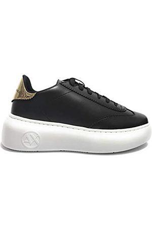 Armani Women's Oversize Sole Sneakers Low-Top, ( +Lt R488)
