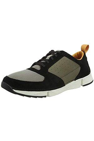 Clarks Men's Tri Sprint Low-Top Sneakers, (Sage Combi Sage Combi)