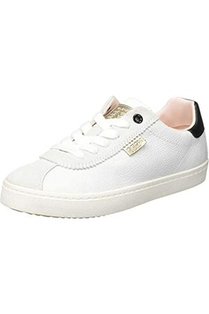 Geox Girls' J Kilwi A Low-Top Sneakers, ( C1000)
