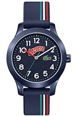 Lacoste Unisex Kid's Analogue Quartz Watch with Rubber Strap 2030028