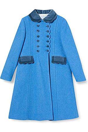 Rigans Girl's Abrigo Ondas Costadillo Coat