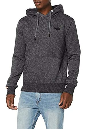 Superdry Men's Orange Label Classic Hood Hoodie