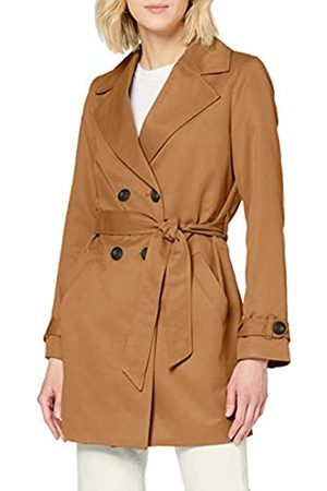Vero Moda Women's Vmberta 3/4 Jacket Col Trenchcoat