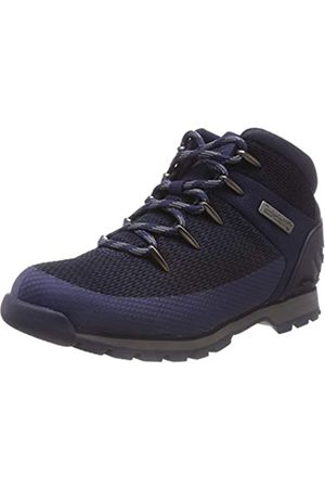 Timberland Men's Euro Sprint High Rise Hiking Boots, (Navy 19)