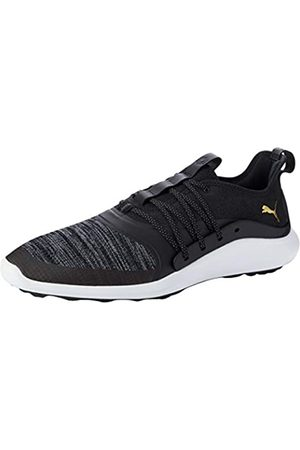 PUMA Hombre Ignite Nxt Solelace Zapatos de Golf, Negro Team 01