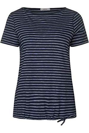 CECIL Women's 314911 Fine Stripe T-Shirt