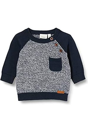 Name It Baby Boys' Nbmbobbo Ls Knit Sweater
