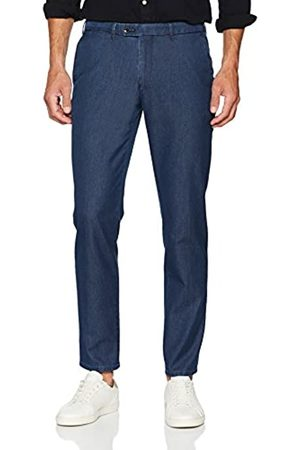 Atelier Gardeur Men's Bardo Trousers, Dark Denim 69