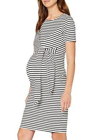 Noppies Women's Dress Ss Yd Benice (Marshmallow P)