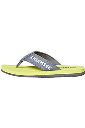 CHIEMSEE Men's Sandal 2 Flip Flops, (Steel Gray 18-4005)