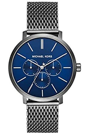 Michael Kors Unisex Adult Analogue Quartz Watch with Stainless Steel Strap MK8678