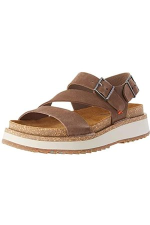 Art Unisex Adults' 1611 Skin Back Vancouver Open Toe Sandals, (Land Land)