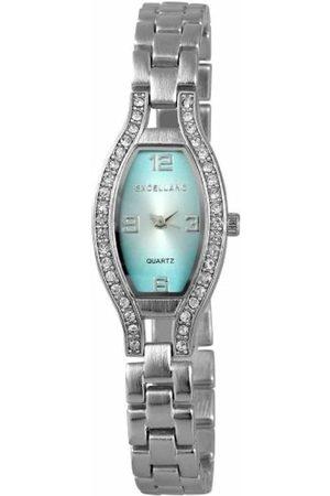 Excellanc Women's Quartz Watch 180023500353 with Metal Strap