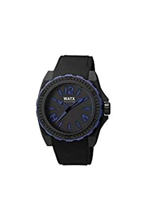 Watx RWA1801 - Watch with Rubber Strap for Men