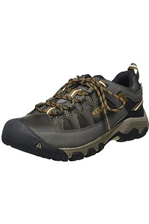Keen Men's Targhee Iii Waterproof Low Rise Hiking Shoes, ( Olive/Golden 0)