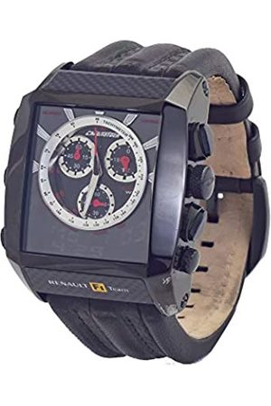Chronotech Men's Analogue Quartz Watch with Leather Strap CT7868M/02