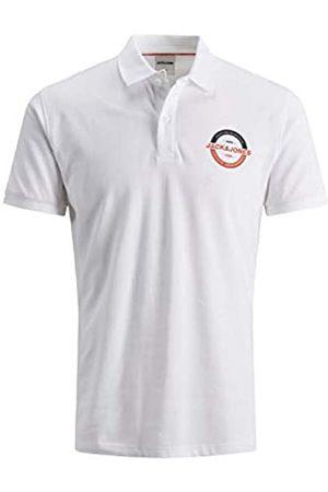 Jack & Jones Men's Jcostrong Ss Polo Shirt