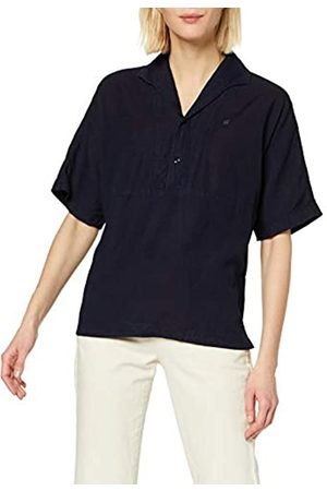 G-Star Women's Polo Loose Fit Blouse