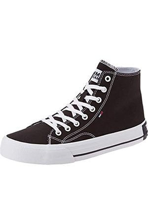 Tommy jeans Men's Classic Mid Sneaker Hi-Top Trainers, ( Bds)