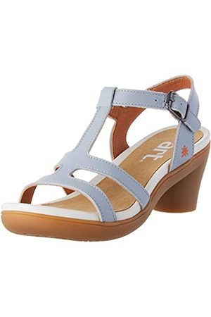 Art Women's 1473 Grass ALFAMA Open Toe Sandals, (Sky Sky )