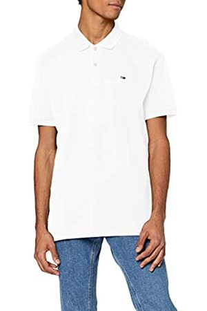 Tommy Hilfiger Men Polo Shirts - Men's TJM Solid Stretch Polo Shirt