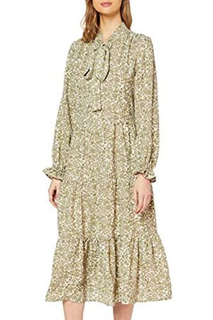Only Women's Onlgrace L/s Bow Maxi Dress WVN