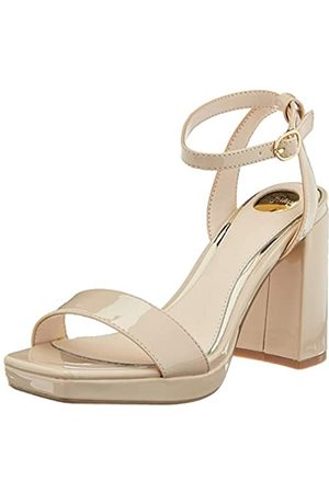 Buffalo Women's Josephine Sling Back Sandals, (Nude 001)