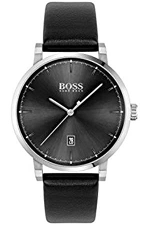 Hugo Boss Men's Analogue Quartz Watch with Leather Strap 1513790