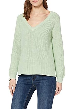 Vila NOS Women's Vimyntani Knit Pointelle L/s Top-noos Sweater