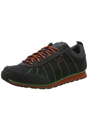 Jack Wolfskin Men's Mountain DNA Low M Top Sneakers, (Dark / 6332)