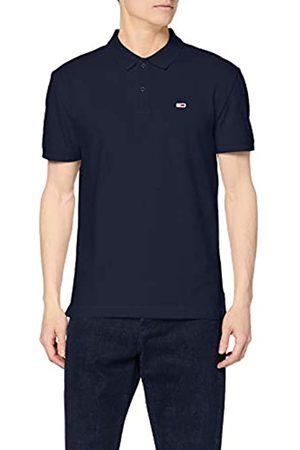 Jeans Denim Men's Tjm Tommy Classics Solid Polo Shirt