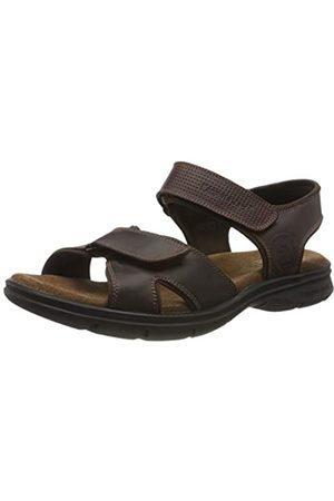 Panama Jack Men's Sanders Basics Open Toe Sandals, (Marron C1)