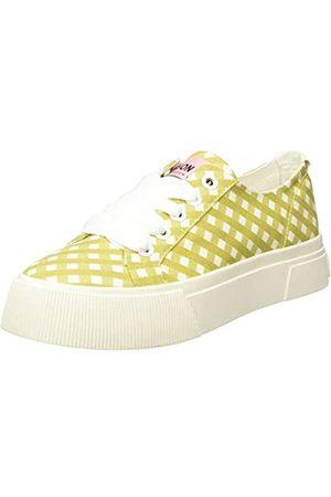 SCOTCH & SODA FOOTWEAR Women's Zadie Low-Top Sneakers, ( Check S719)