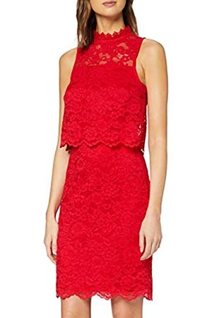 New Look Women's Go Lace Dbl Layer Dress Casual